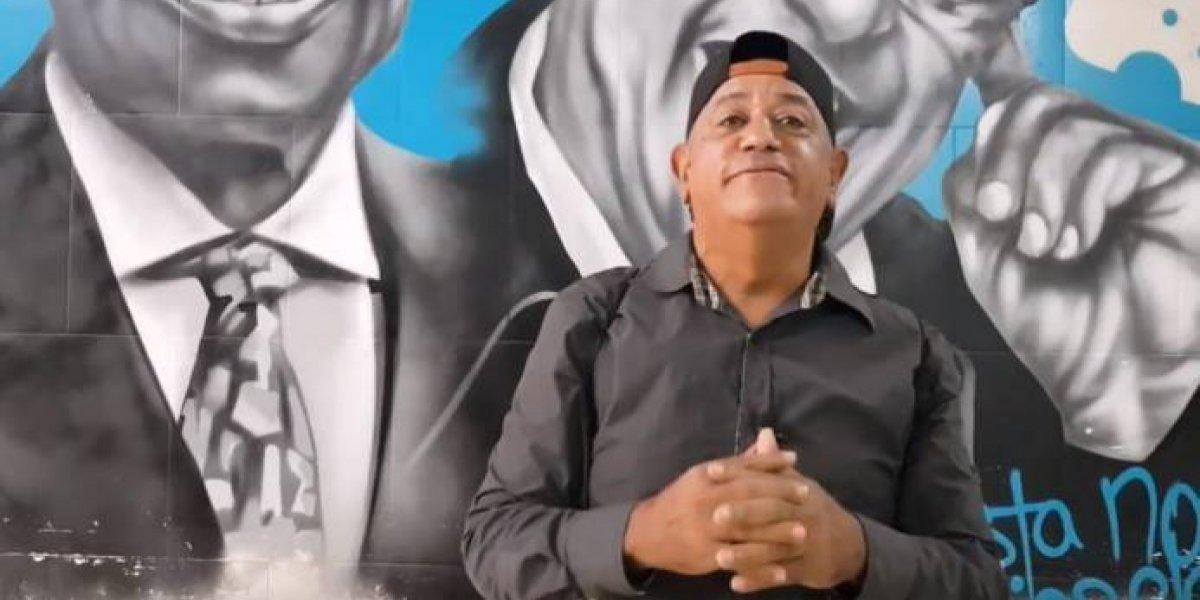 Danilo Medina, funcionarios y comediantes visitan a Margaro