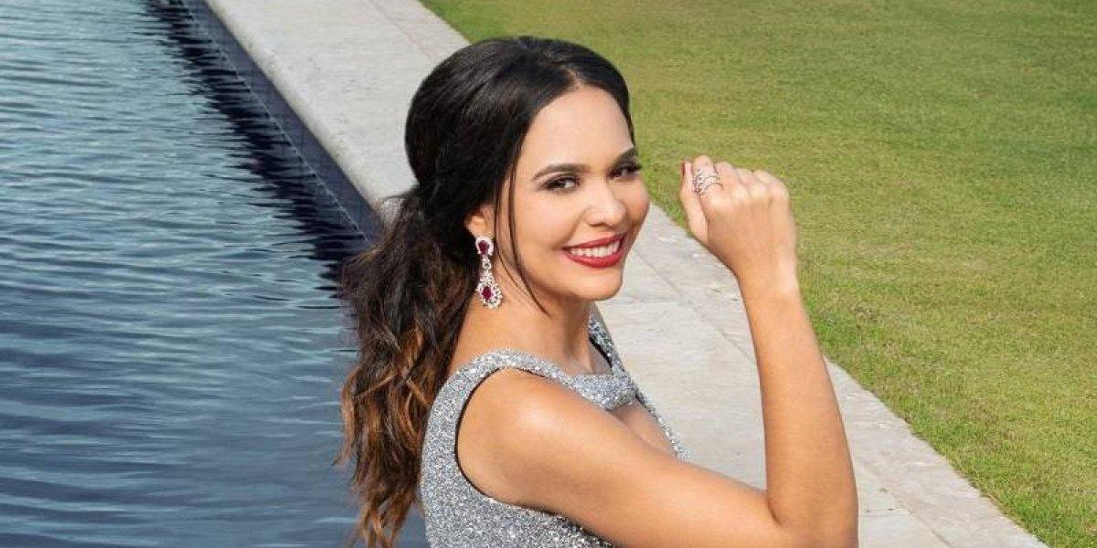 """Mariela Encarnación en la primera entrega de """"7 famosos, 7 maravillas, 7 Cuerpos Hot"""""""
