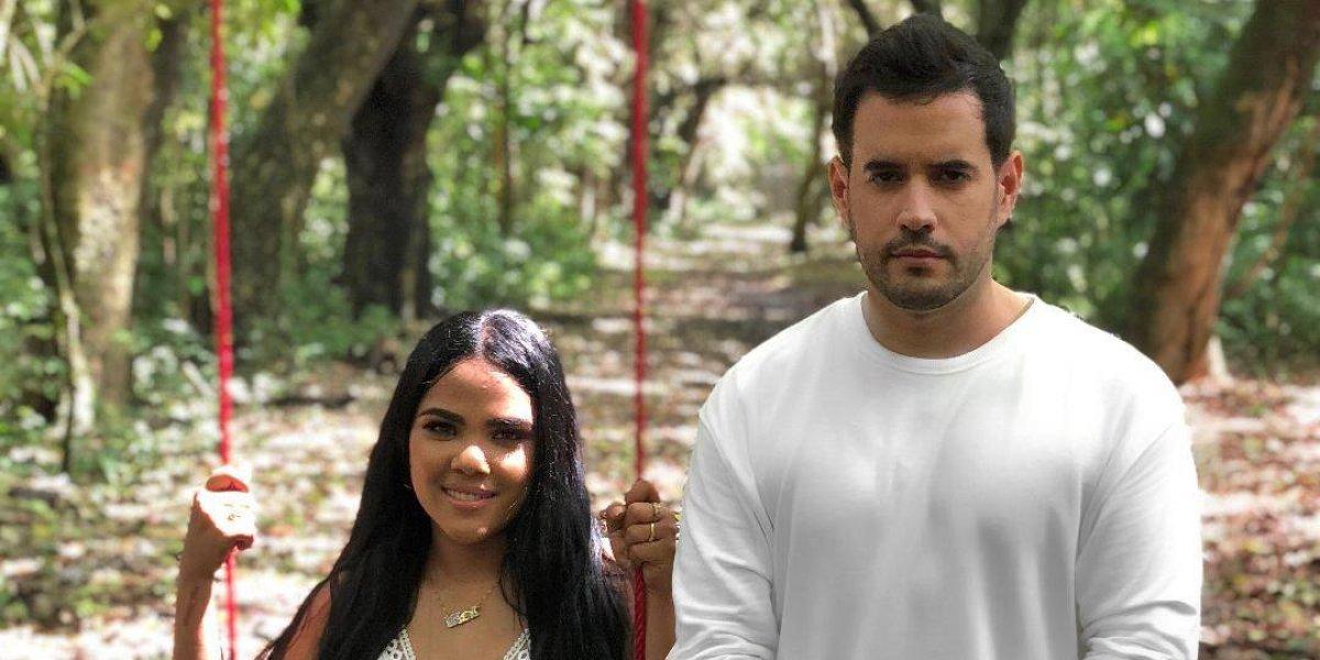 """Manny Cruz estrena videoclip de """"Tienes dueño"""", a dúo con Martha Heredia"""