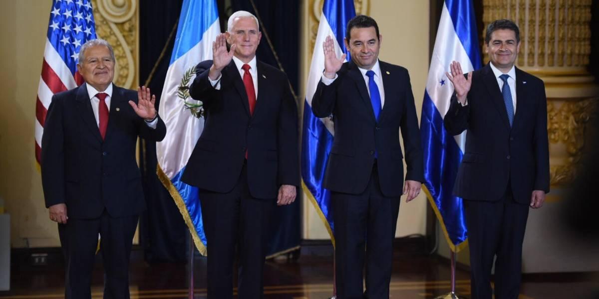 Honduras propone al Triángulo Norte evaluar iniciativas conjuntas por suspensión de ayuda de EE.UU.