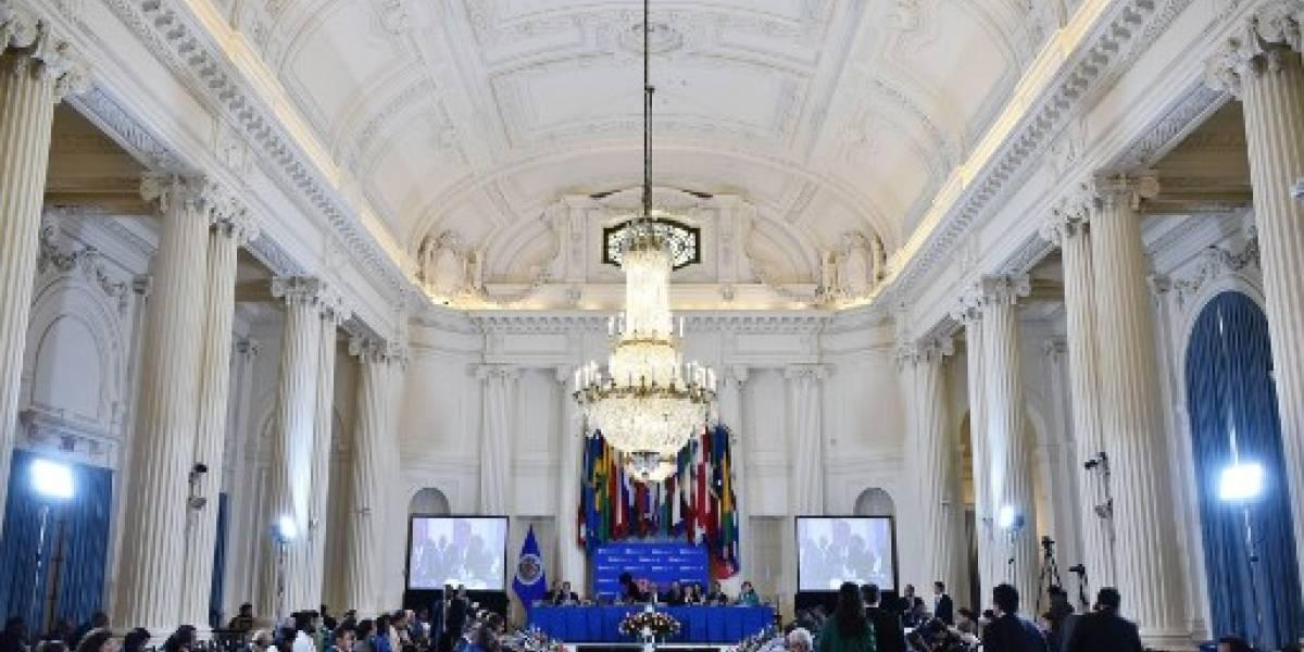 OEA discutirá resolución de condena a política de separación de familias migrantes en EE.UU.