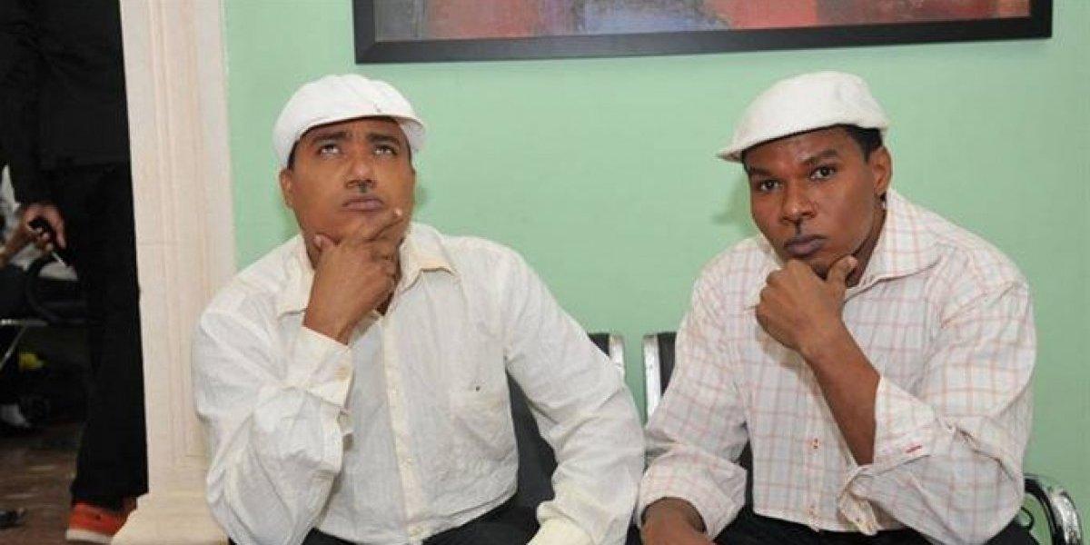 Raymond Pozo y Miguel Céspedes denuncian robo en su oficina de San Gerónimo
