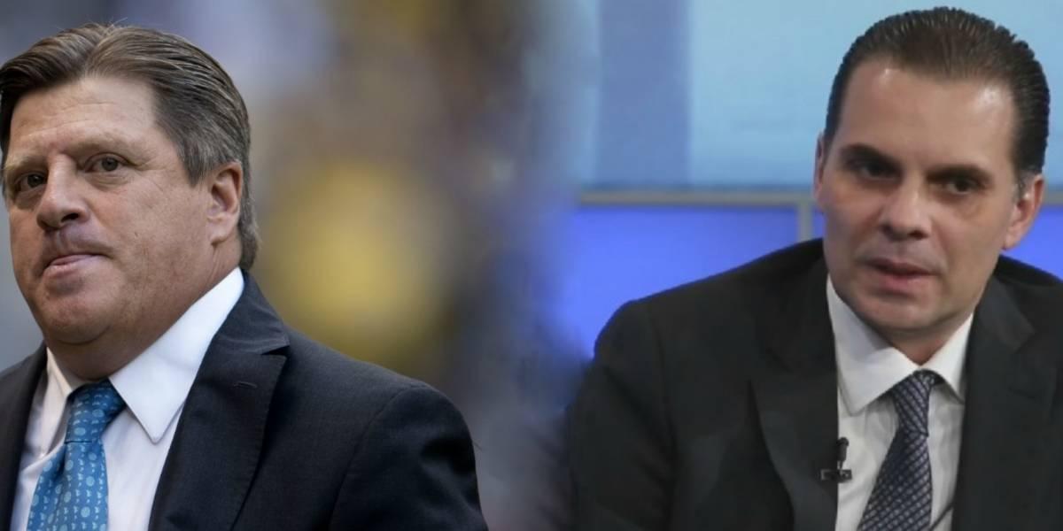 VIDEO: Martinoli sugiere que 'Piojo' Herrera vaya a un psiquiatra