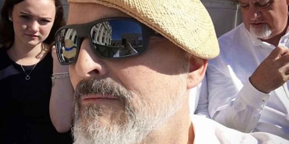 Cantante Miguel Bosé en problemas con Hacienda