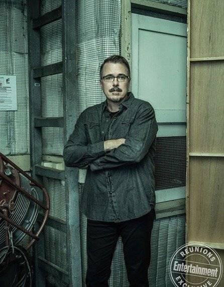 Vince Gilligan, o criador da série Dan Winters/Reprodução/Entertainment Weekly