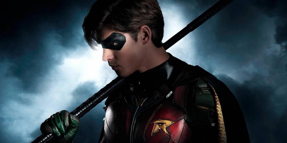 Jovens Titãs: Robin aparece em novas imagens da série live-action; confira