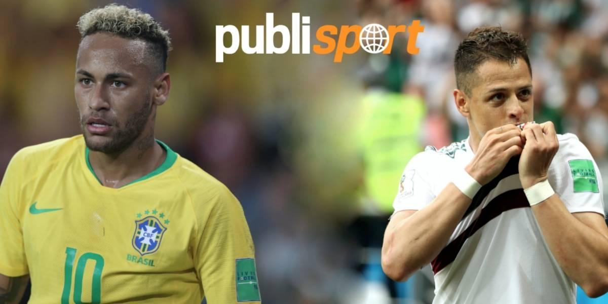 Brasil vs. México, ¿dónde y a qué hora ver el partido?