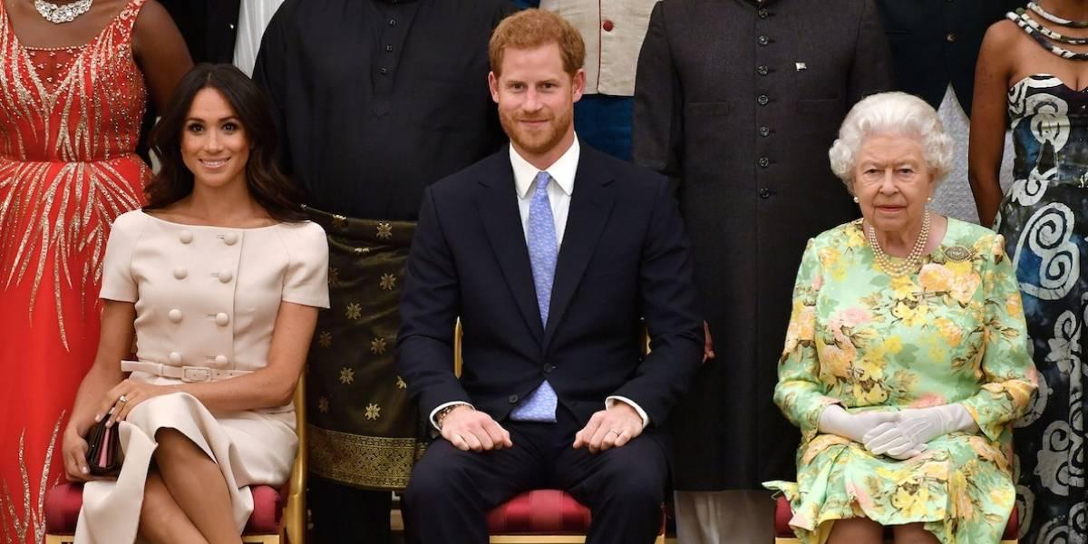 Meghan Markle usa Prada em evento com príncipe Harry e a rainha Elizabeth II
