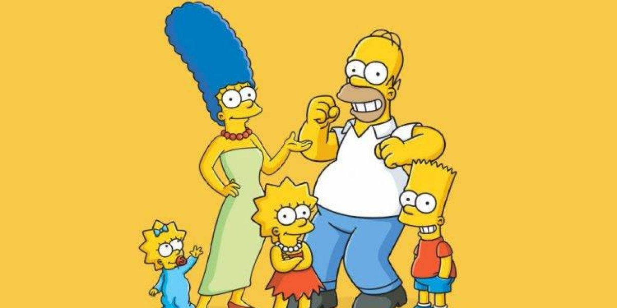 FOTOS. El error garrafal de Los Simpson un productor hizo viral