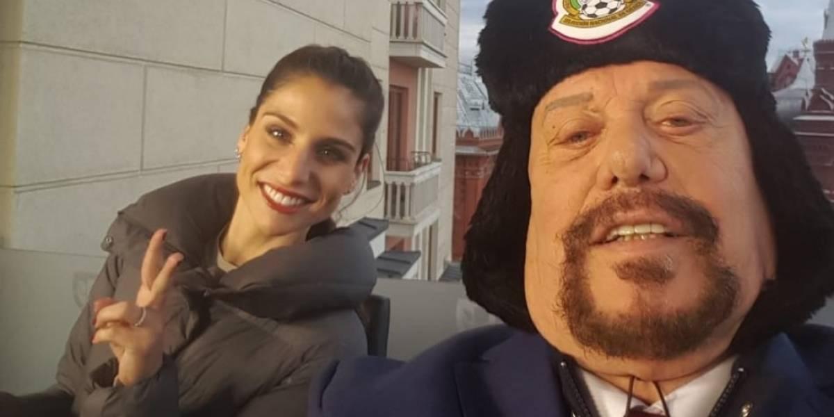 Televisa se lleva la audiencia durante juego México-Suecia