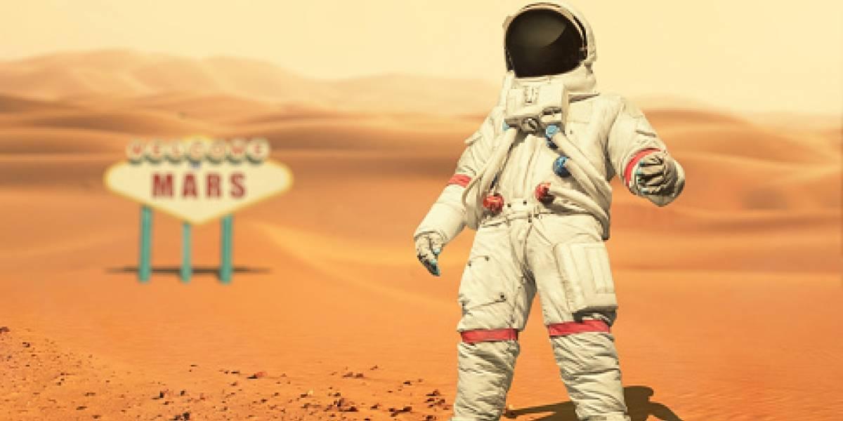 Cada vez más cerca de colonizar el planeta rojo: Respirar en Marte sería posible gracias a esta bacteria