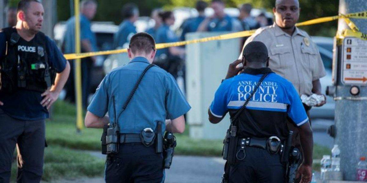 Cuatro periodistas y un asistente murieron durante tiroteo en Maryland