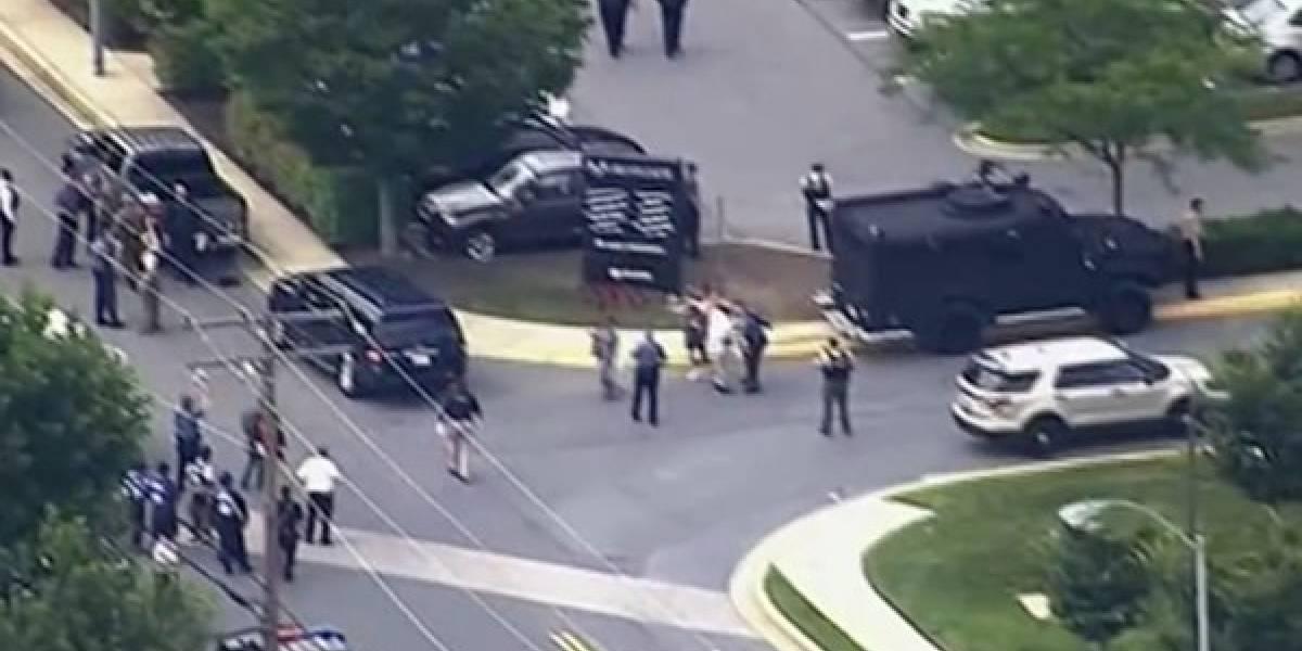 Al menos cinco muertos en tiroteo en un periódico en Estados Unidos