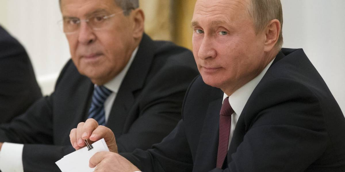 Kremlin: cumbre Putin-Trump será el 16 de julio en Helsinki