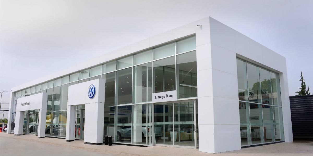 Volkswagen se amplía a Cerrillos con nuevo local