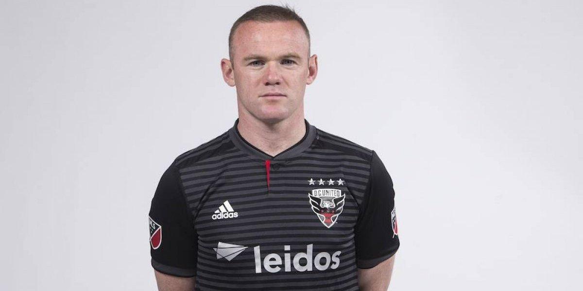 Wayne Rooney será nuevo jugador del DC United de la MLS