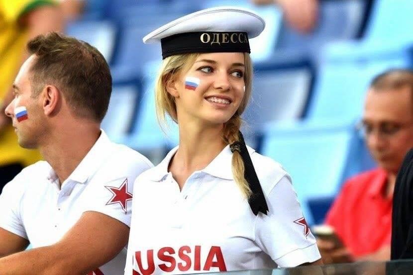 Las mujeres más hermosas del Mundial Rusia 2018 (FOTOS) CORTESÍA