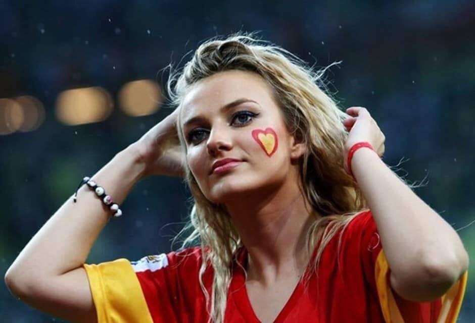 Las mujeres más hermosas del Mundial Rusia 2018 (FOTOS)