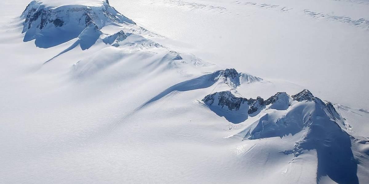 Temperaturas do lugar mais frio do planeta são ainda mais baixas do que se pensava