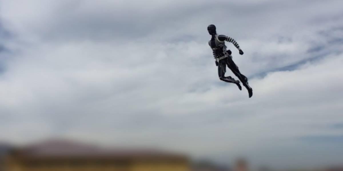 Disney desarrolló un robot acróbata para reemplazar a los dobles de acción