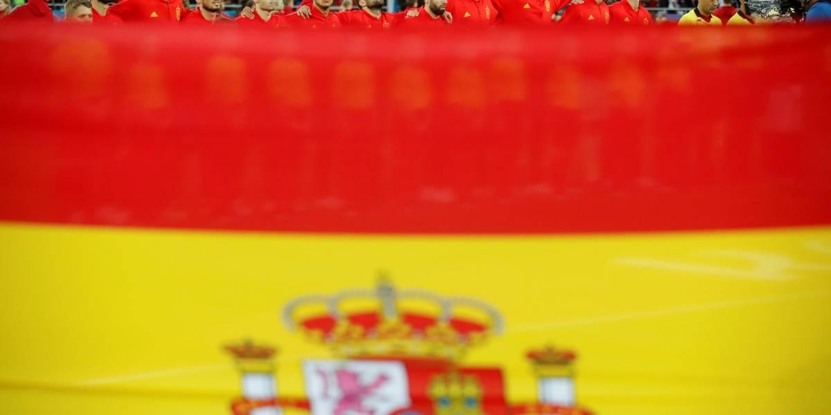 O que acontece se o jogo Espanha x Rússia terminar empatado