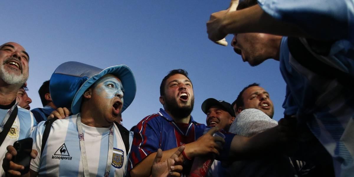 Putin dá ingresso para argentinos que se perderam na Rússia