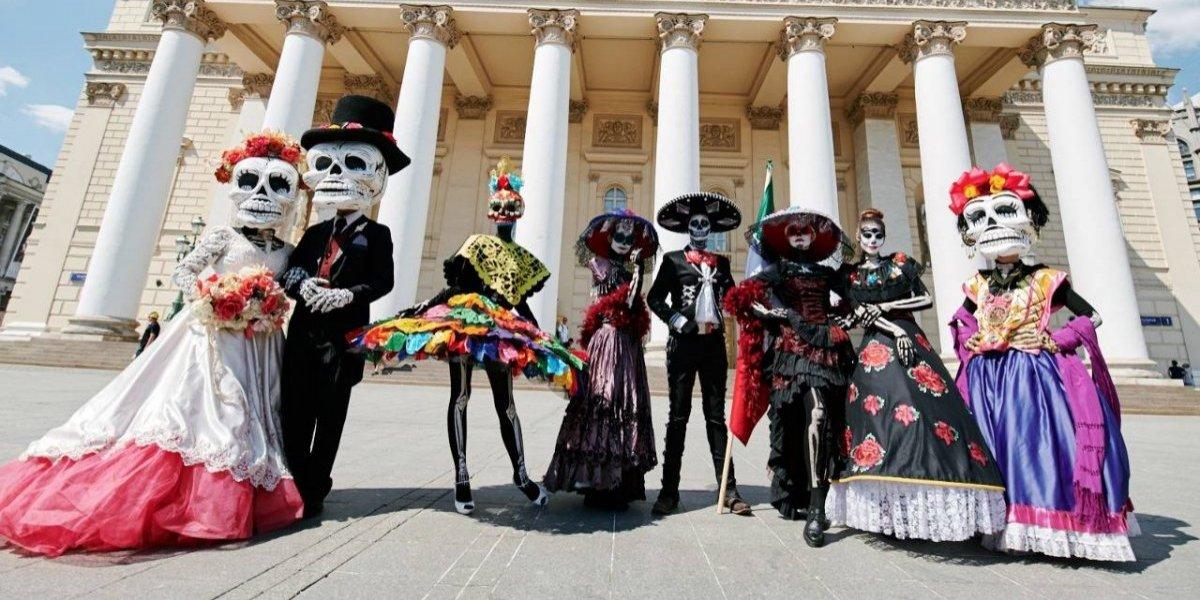 Rusia expone 'Una probadita de México'