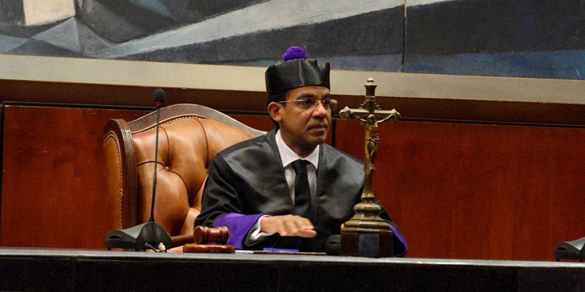 Suprema ratifica a Francisco Ortega para conocimiento de caso Odebrecht