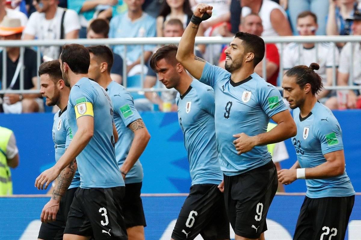 Uruguay vs Portugal: EN VIVO, ONLINE, hora, alineaciones, canal y fecha de octavos de final del Mundial Rusia 2018 EFE