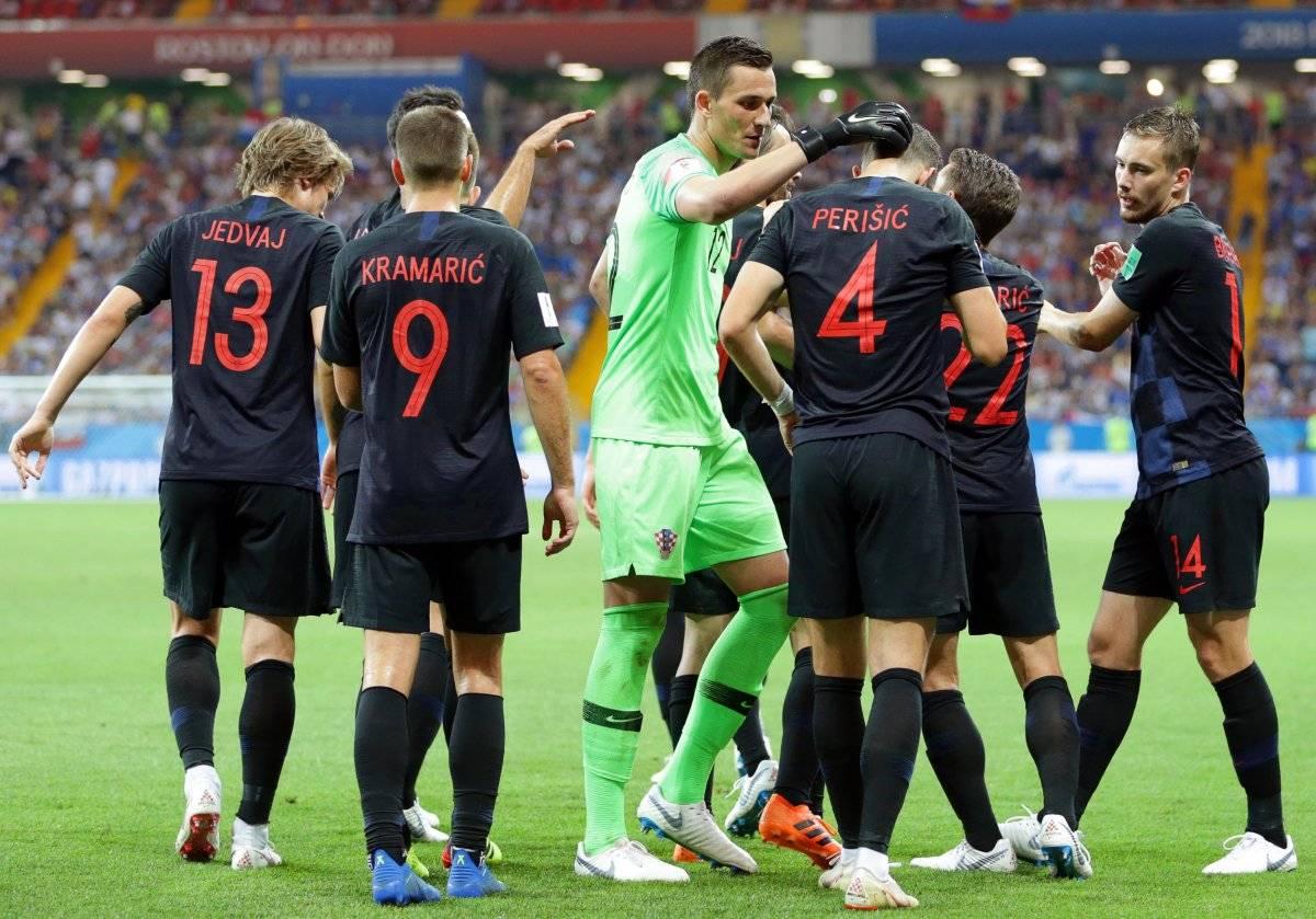Croacia vs Dinamarca: EN VIVO, ONLINE, hora, alineaciones, canal y fecha de octavos de final del Mundial Rusia 2018 EFE