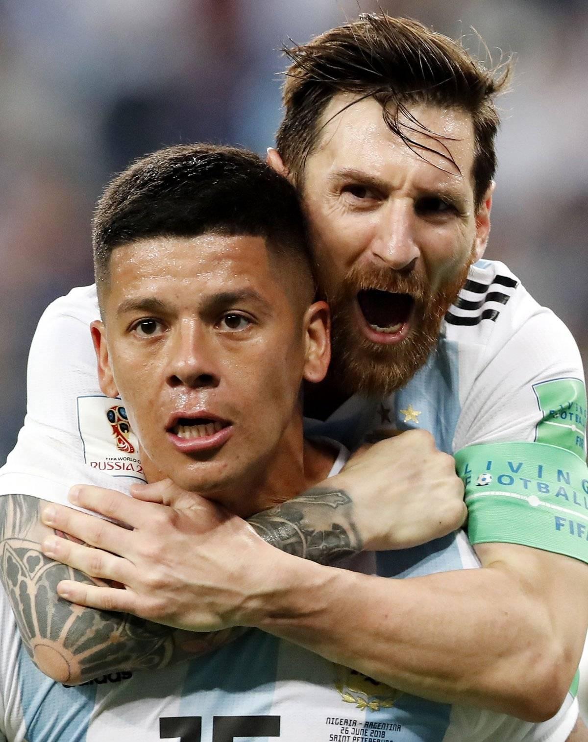 Francia vs Argentina: EN VIVO, ONLINE, hora, alineaciones, canal y fecha de octavos de final del Mundial Rusia 2018 EFE
