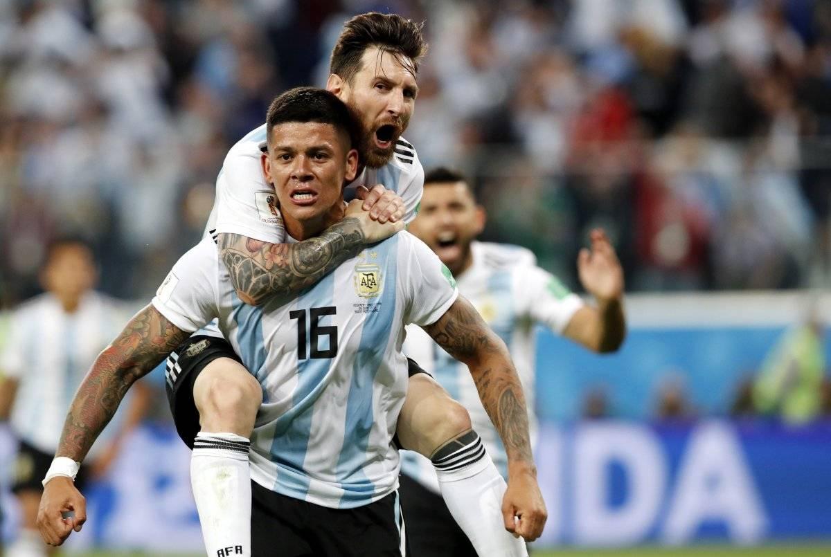 Francia vs Argentina inauguran los octavos de final donde ambos equipos tienen mucho en común. EFE