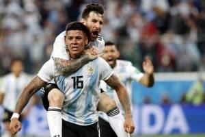 Francia vs Argentina inauguran los octavos de final donde ambos equipos tienen mucho en común.