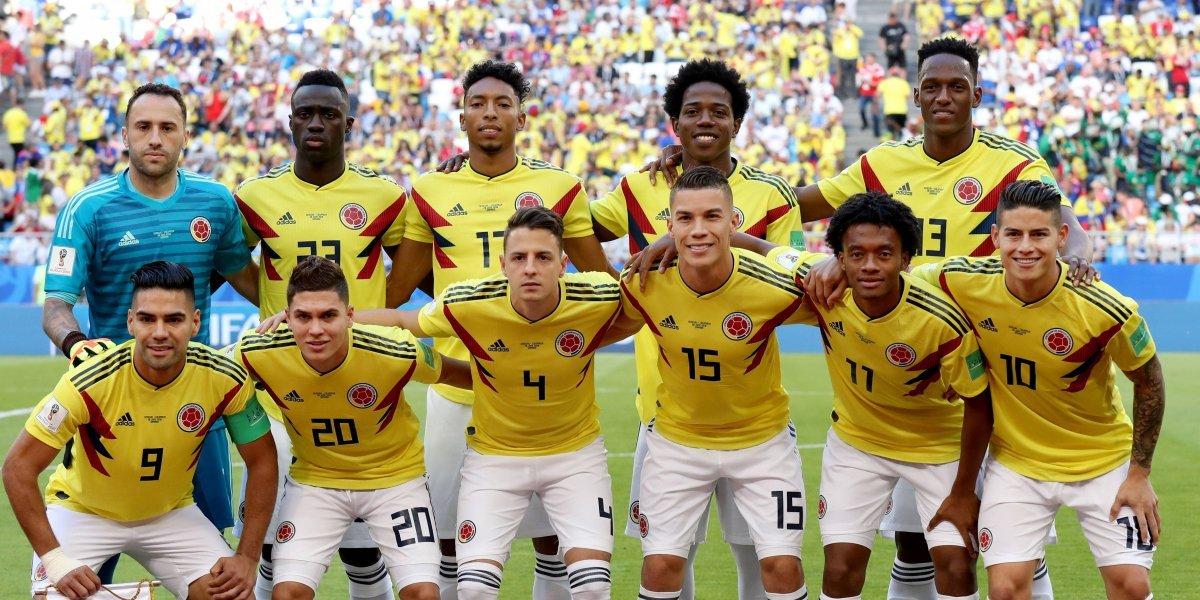 Las calificaciones de los jugadores de Colombia contra Senegal, uno por uno