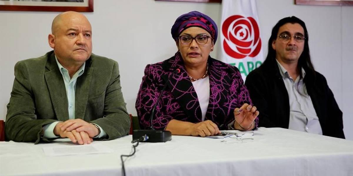 Dirigentes de la Farc comparecen por primera vez ante Comisión de la Verdad