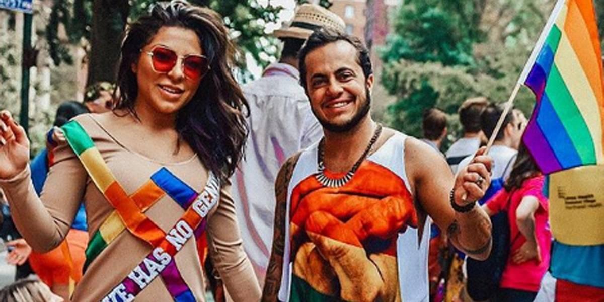 'Me apaixonei por Thammy ainda mulher', diz Andressa Ferreira