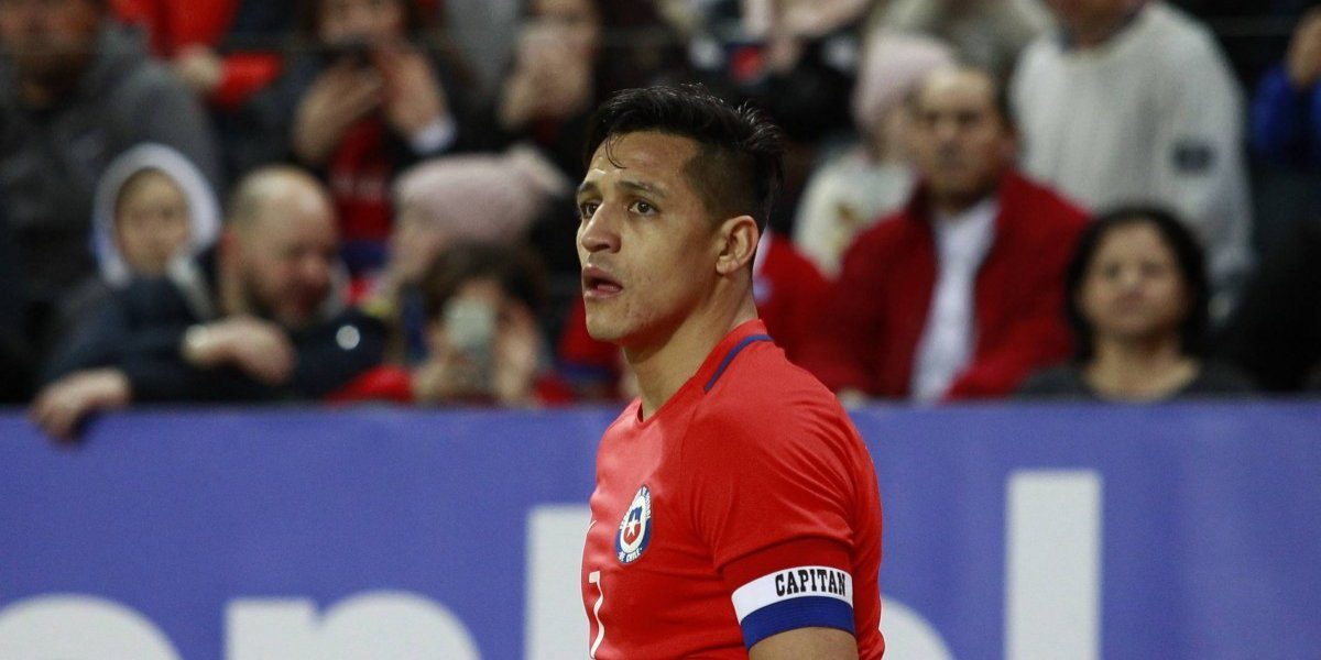 """Alexis sufre viendo el mundial de Rusia: """"Hay selecciones que están allá y dan rabia"""""""