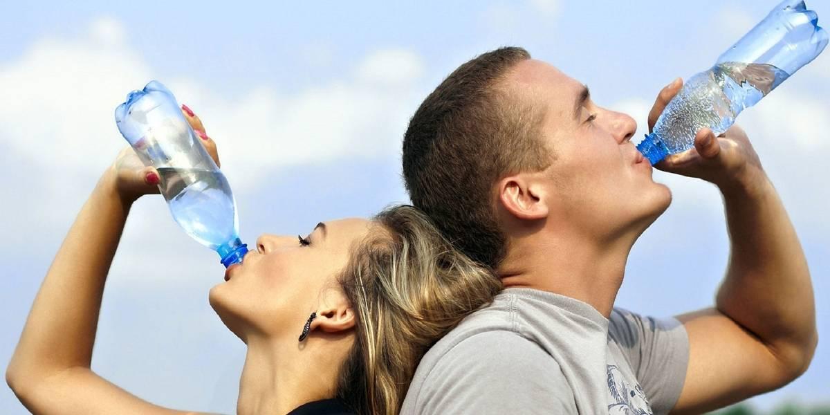 60% dos homens e 40% das mulheres bebem menos água do que precisam