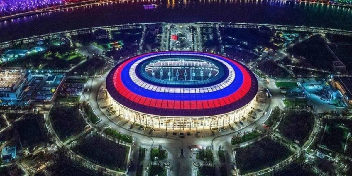 Diez de los doce estadios del mundial están iluminados con Led inteligentes