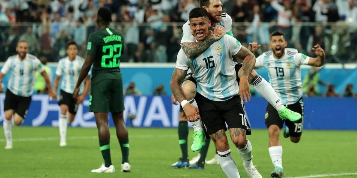 ¡Qué gallo! Argentina mide fuerzas contra la candidata, Francia