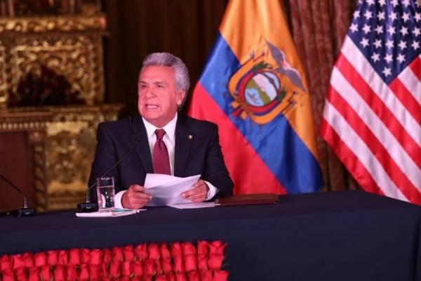 Lenín Moreno: Dos niños ecuatorianos se encuentran separados de sus padres en EE.UU.