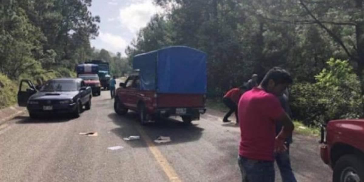 Asaltan vehículo con boletas electorales en Chiapas