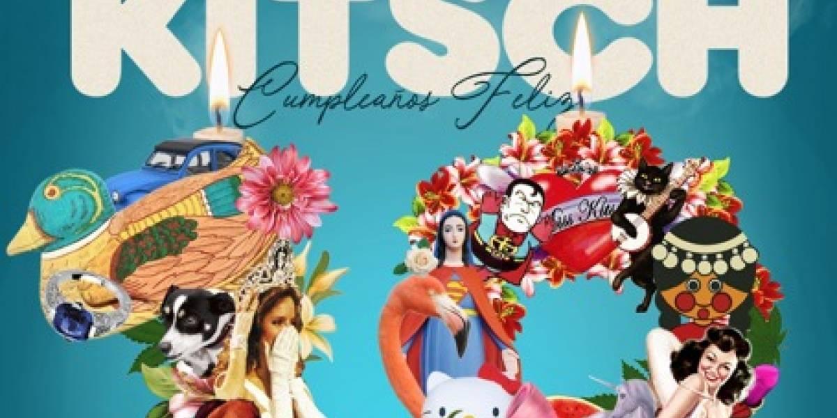 Fiestas Kitsch celebra sus 18 años de vida