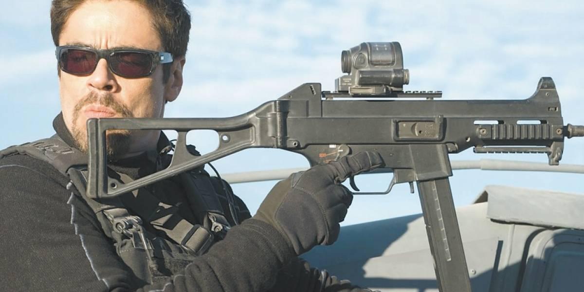 Benicio del Toro fala sobre seu personagem em Sicario: Dia do Soldado