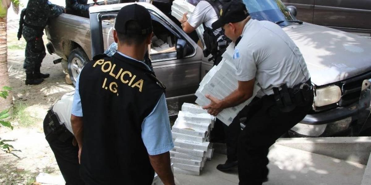 Estas son las nuevas rutas que utilizan los contrabandistas para ingresar productos a Guatemala, según estudio