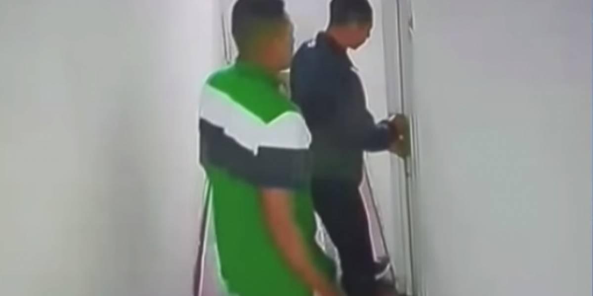 En Bogotá, ladrones ingresaron a la casa de un policía y se le llevaron hasta el chaleco
