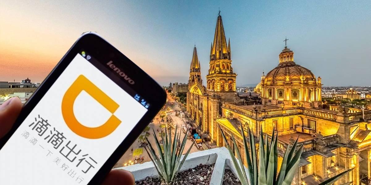 México: DiDi Chuxing llegará a Guadalajara