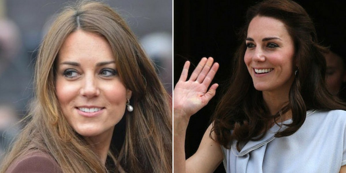 O que Kate Middleton fazia antes de se tornar membro da realeza?