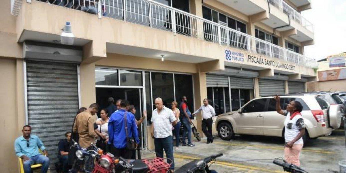 Piden un año de coerción para autores muerte encargado transporte Alcaldía SDO