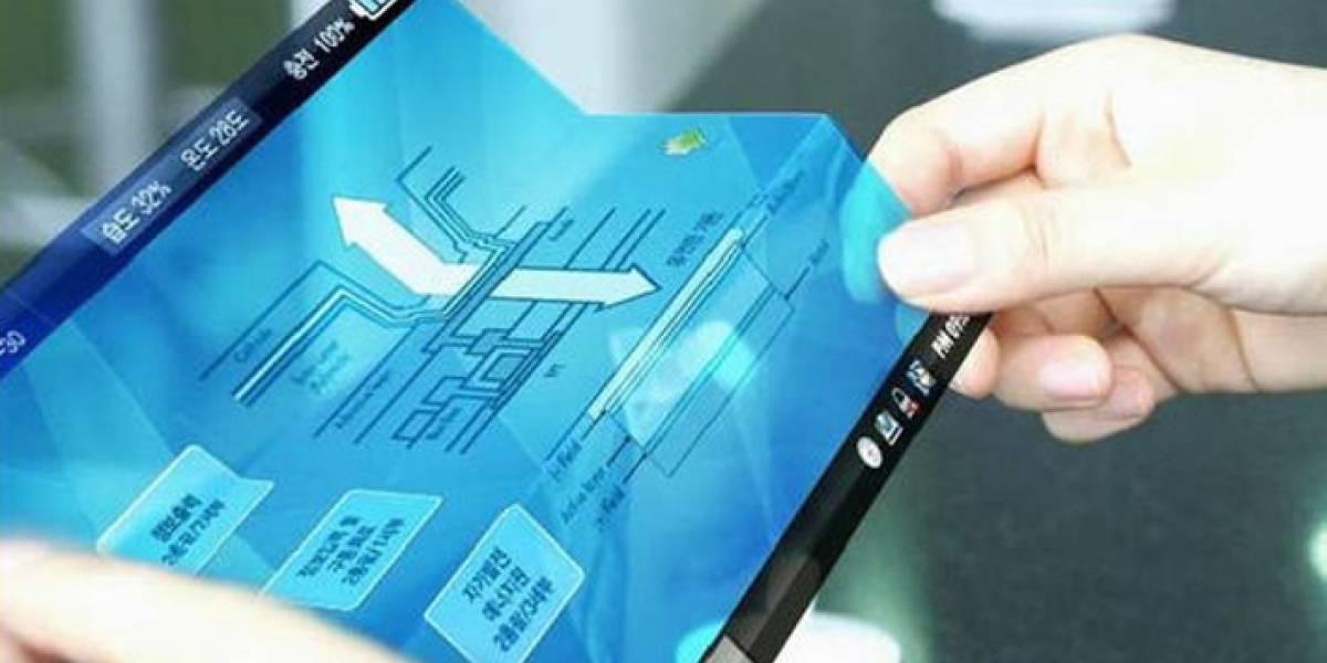 El móvil plegable de Samsung se empezará a producir en masa muy pronto